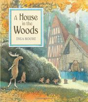 Book Cover for A HOUSE IN THE WOODS