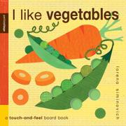 Book Cover for I LIKE VEGETABLES
