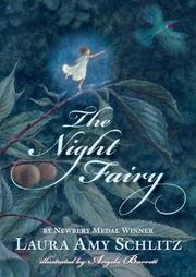 Book Cover for THE NIGHT FAIRY