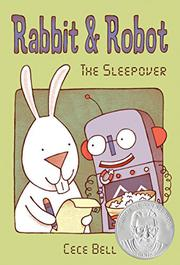 RABBIT & ROBOT by Cece Bell