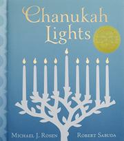 Book Cover for CHANUKAH LIGHTS
