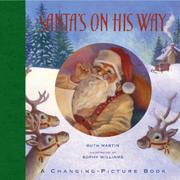 Cover art for SANTA'S ON HIS WAY