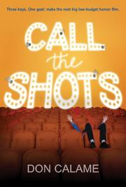 Book Cover for CALL THE SHOTS