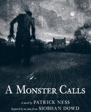 Cover art for A MONSTER CALLS