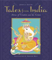 Cover art for TALES FROM INDIA