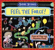 Book Cover for SUPER SCIENCE:  FEEL THE FORCE!