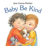 Cover art for BABY BE KIND