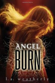 Book Cover for ANGEL BURN