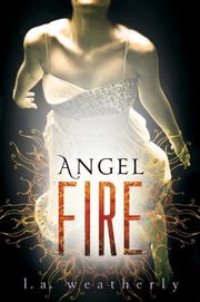 Cover art for ANGEL FIRE