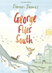 Book Cover for GEORGE FLIES SOUTH
