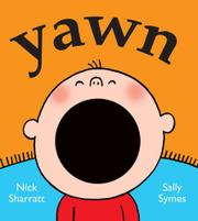 Book Cover for YAWN