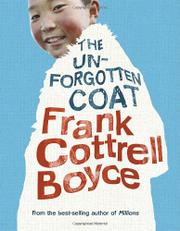 Cover art for THE UNFORGOTTEN COAT