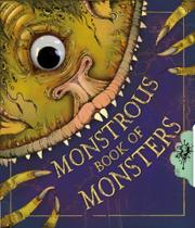 Cover art for THE MONSTROUS BOOK OF MONSTERS