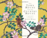 THE TOWN MOUSE AND THE COUNTRY MOUSE by Aesop