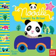 Book Cover for NOODLE LOVES TO DRIVE