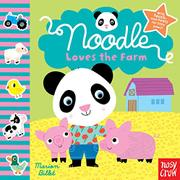 Book Cover for NOODLE LOVES THE FARM