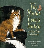 THE MAINE COON'S HAIKU by Michael J. Rosen
