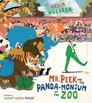 PANDA-MONIUM AT PEEK ZOO by Kevin Waldron