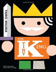 THE TINY KING by Taro Miura