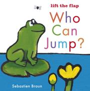 WHO CAN JUMP? by Sebastien Braun