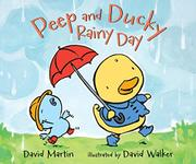 PEEP AND DUCKY RAINY DAY by David Martin