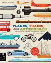 PLANES, TRAINS, AND AUTOMOBILES by Chris Oxlade
