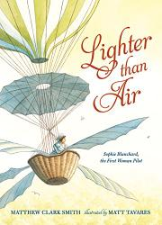 LIGHTER THAN AIR by Matthew Clark Smith