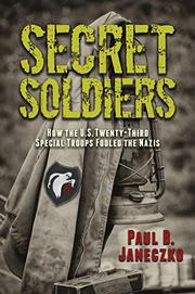 SECRET SOLDIERS by Paul B. Janeczko