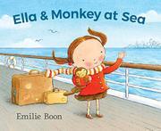 ELLA & MONKEY AT SEA by Emilie Boon