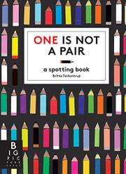 ONE IS NOT A PAIR by Katie Haworth