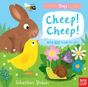 CHEEP! CHEEP! by Nosy Crow