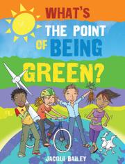 Book Cover for WHAT'S THE POINT OF BEING GREEN?