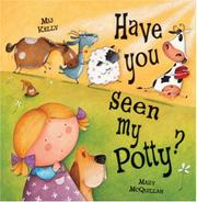 Cover art for HAVE YOU SEEN MY POTTY?