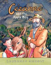 Cover art for CÉZANNE AND THE APPLE BOY
