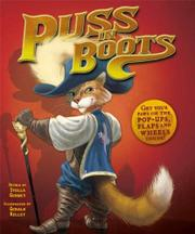 Cover art for PUSS IN BOOTS