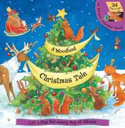 Cover art for A WOODLAND CHRISTMAS TALE