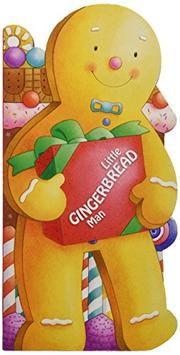 Cover art for LITTLE GINGERBREAD MAN