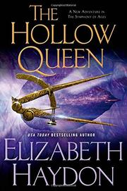 THE HOLLOW QUEEN by Elizabeth Haydon