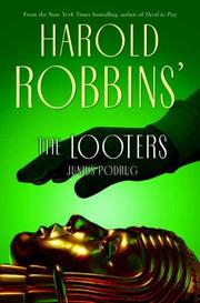 THE LOOTERS by Harold Robbins