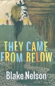 Book Cover for THEY CAME FROM BELOW