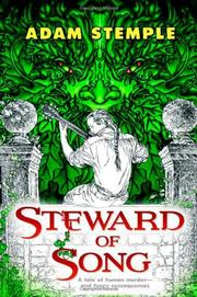 STEWARD OF SONG by Adam Stemple