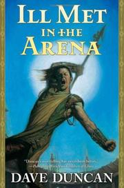 Book Cover for ILL MET IN THE ARENA