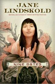 NINE GATES by Jane Lindskold
