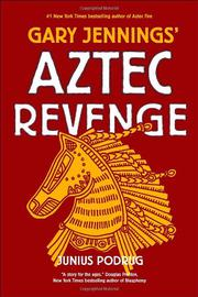 AZTEC REVENGE by Gary Jennings