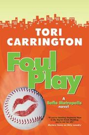 FOUL PLAY by Tori Carrington
