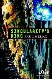 Book Cover for SINGULARITY'S RING