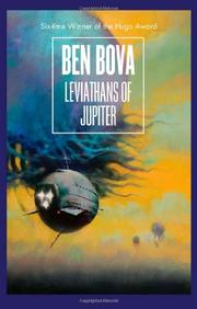 Cover art for LEVIATHANS OF JUPITER
