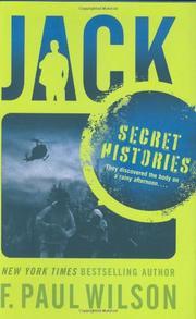 JACK by F. Paul Wilson
