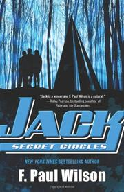 Book Cover for JACK: Secret Circles