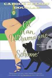 Book Cover for CAT IN AN ULTRAMARINE SCHEME